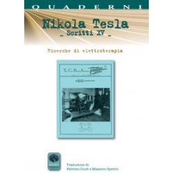 Nikola Tesla - Scritti XV