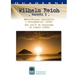 Wilhelm Reich - Scritti I