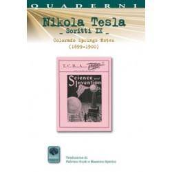 Nikola Tesla Scritti IX