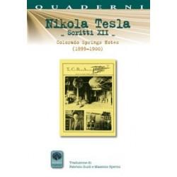 Nikola Tesla Scritti XII