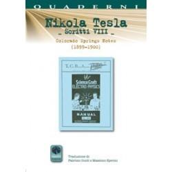Nikola Tesla Scritti VIII