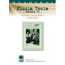 Nikola Tesla Scritti VI