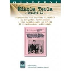 Nikola Tesla Scritti I e II