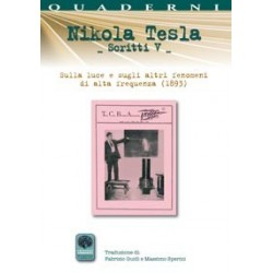 Nikola Tesla Scritti V